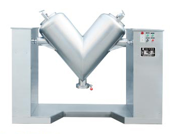 V type high efficiency mixer